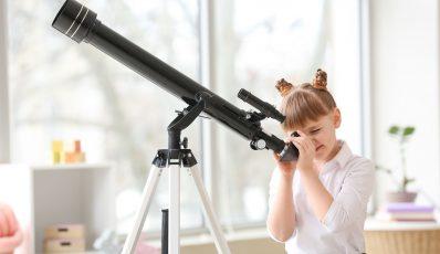 Was für ein Teleskop
