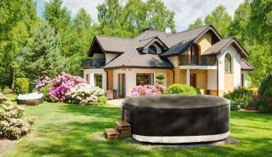 Welchen Garten Whirlpool zu wählen