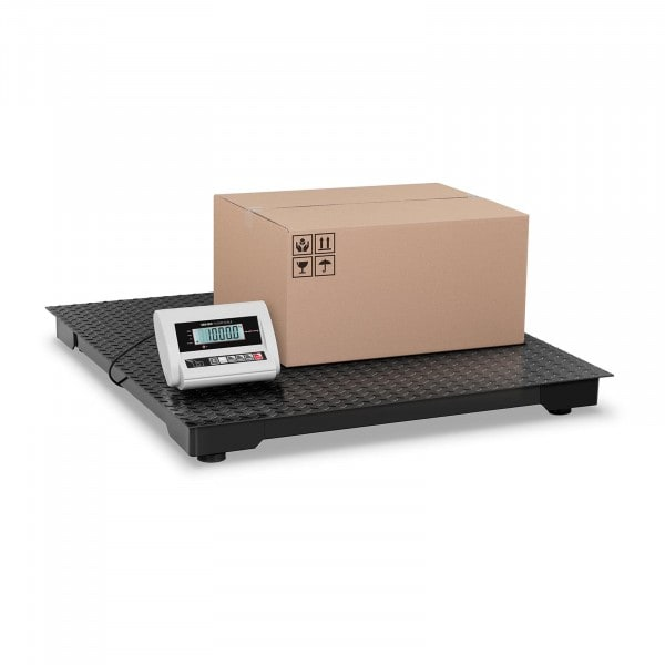 Waga magazynowa - 1 t / 0,5 kg - ECO