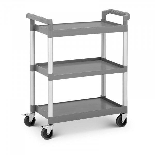 Wózek kelnerski - 3 półki - 60 kg