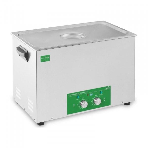 Myjka ultradźwiękowa - 28 litrów - 480 W - Basic Eco