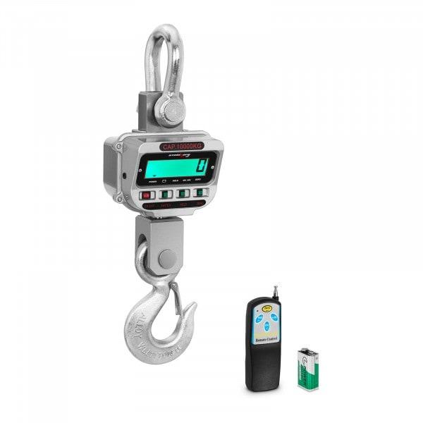 Waga hakowa Steinberg Systems SBS-KW-10TC 10t podziałka 2kg LCD