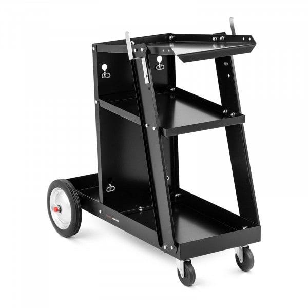 Wózek spawalniczy - 3 półki - 80 kg