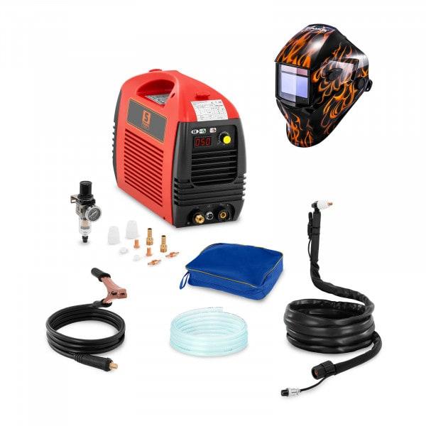 Przecinarka plazmowa - 50 A - 230 V - Basic - PLUS maska spawalnicza - Firestarter 500 - Advanced