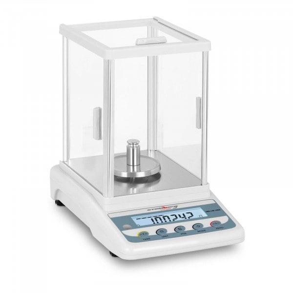 Waga laboratoryjna - 300 g / 0,001 g - osłona