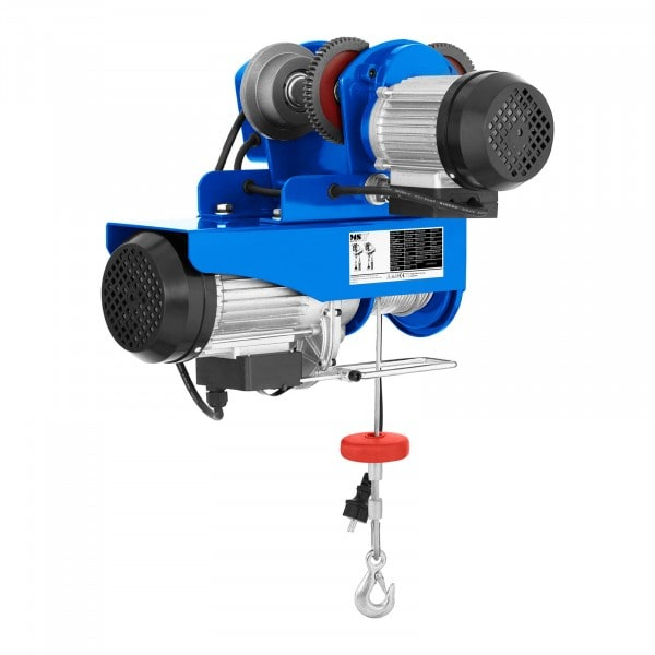 Wciągarka z suwnicą elektryczną - 800 kg