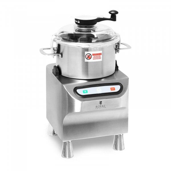 Kuter masarski - 1500 obr./min - Royal Catering - 5 l