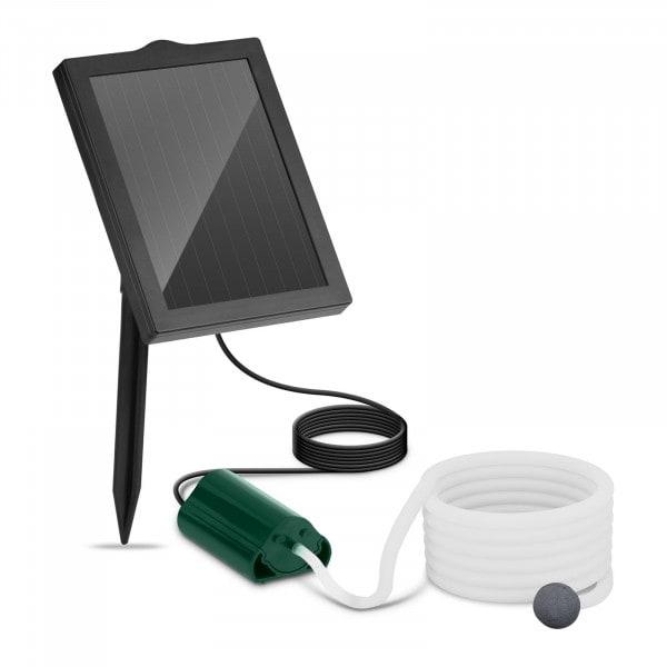 Pompa solarna do oczka wodnego - 120 l/h