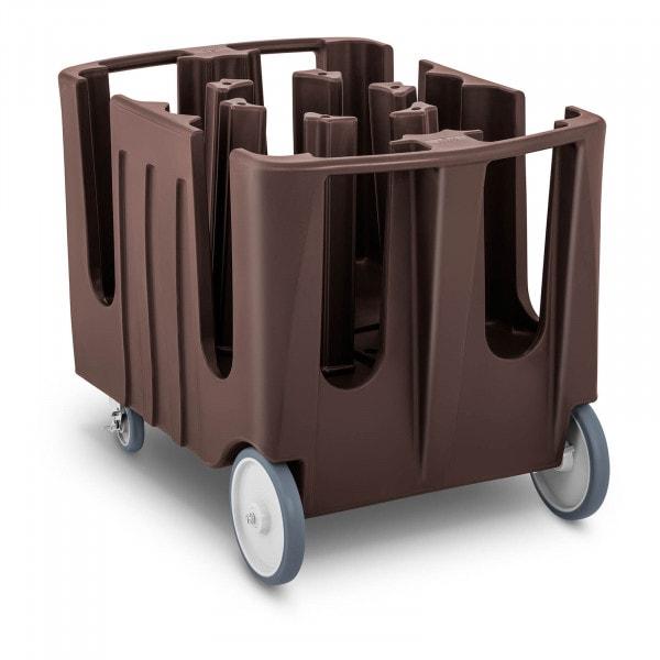Wózek na talerze - do 400 szt. - śr. 12-33 cm