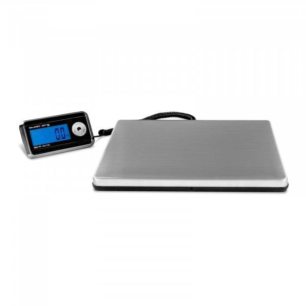 Waga paczkowa - 200 kg / 100 g - terminal LCD - Basic