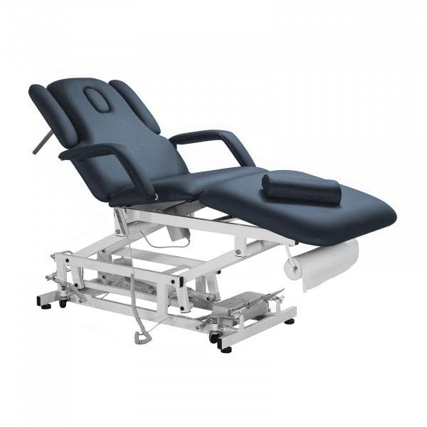 Elektryczne łóżko do masażu Delirious - ciemnoturkusowe