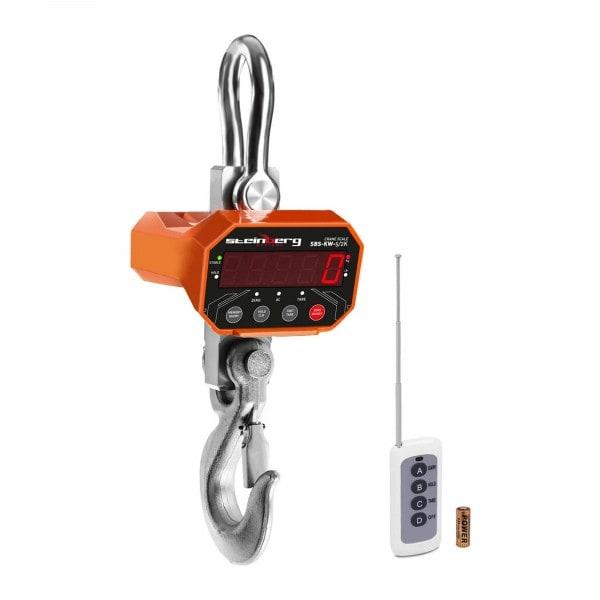 Waga hakowa - 5 t / 1 kg - LED