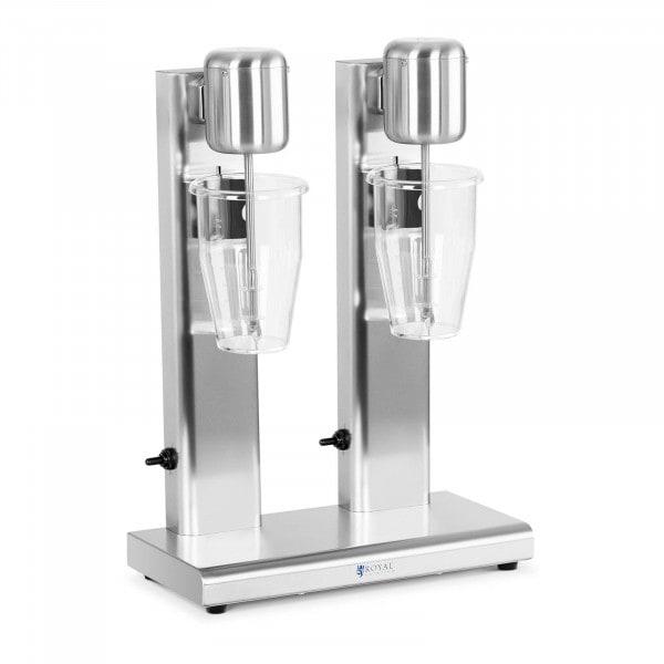 Koktajler - podwójny - 2 x 1 l - 15000 obr./min