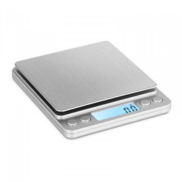 Waga stołowa - 3 kg / 0,1 g - LCD