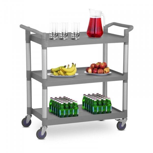 Wózek kelnerski - 3 półki - 180 kg