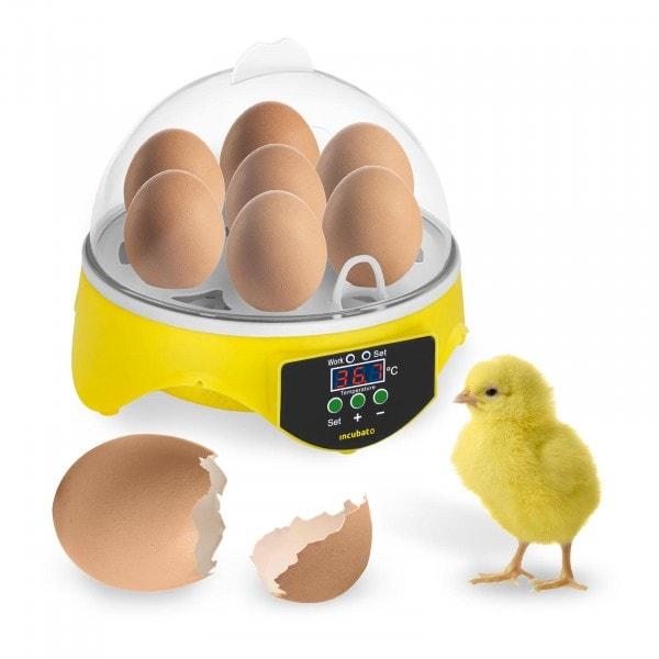 Inkubator do jaj - 15 W - 7 jaj - owoskop