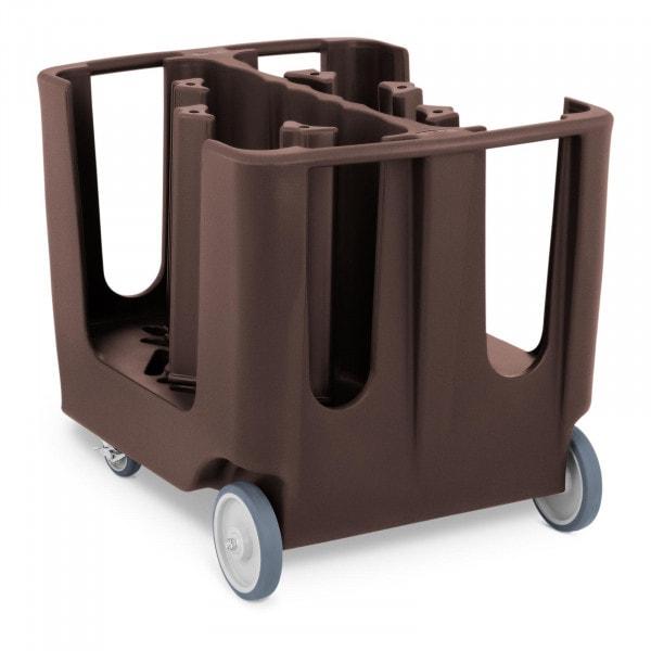 Wózek na talerze - do 300 szt. - śr. 12-33 cm