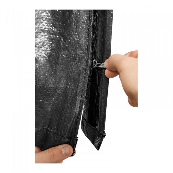 Pokrowiec na parasol ogrodowy - czarny