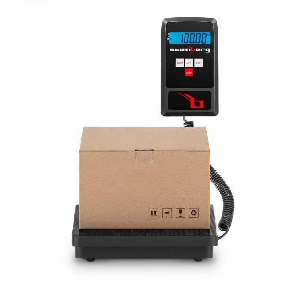 Waga paczkowa - 100 kg / 10 g