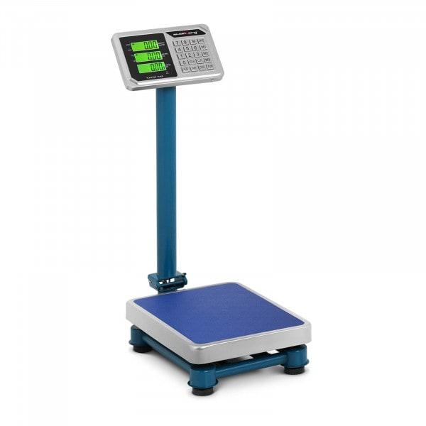 Waga platformowa - 100 kg / 20 g - LCD