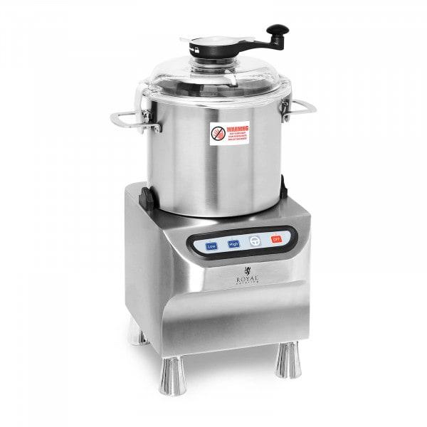 Kuter masarski - 1500/2800 obr./min - Royal Catering - 8 l