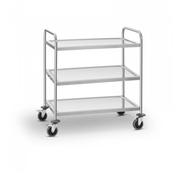 Wózek kelnerski - 3 półki - 150 kg