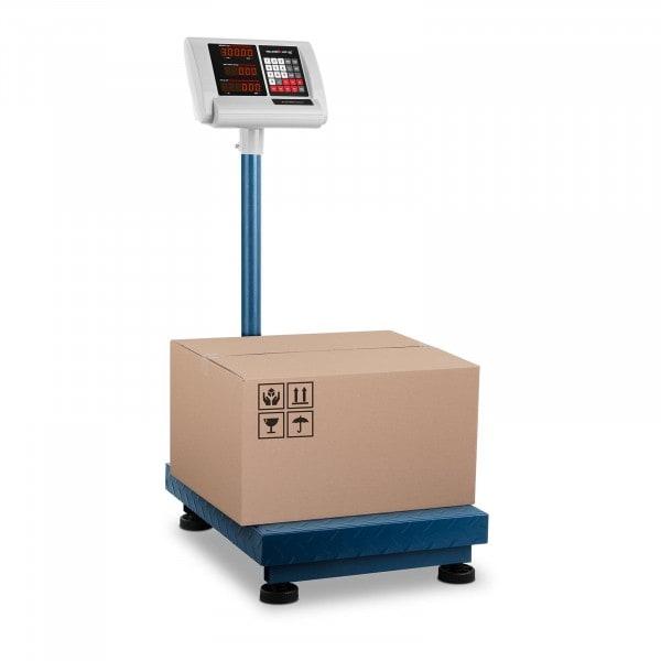 Waga platformowa - 300 kg / 50 g - składana