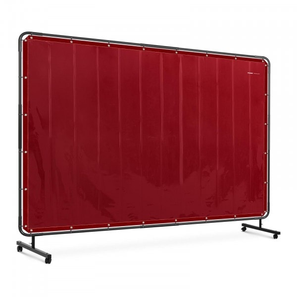 Ekran spawalniczy - 239 x 175 cm