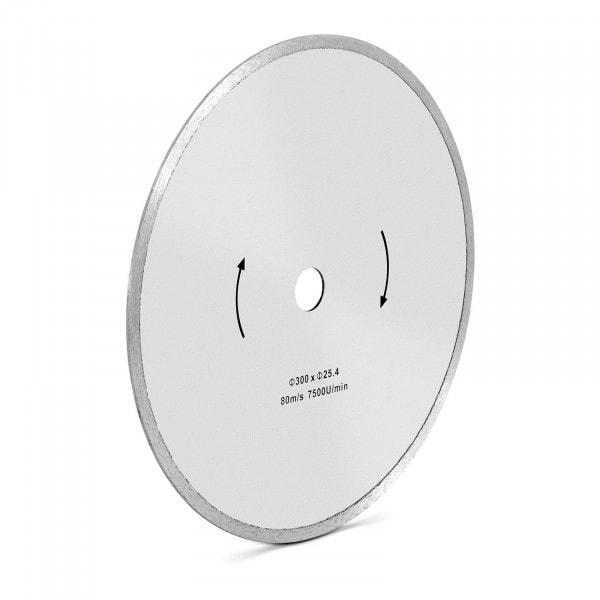 Tarcza do przecinarki do glazury - 300 mm - 25,4 mm