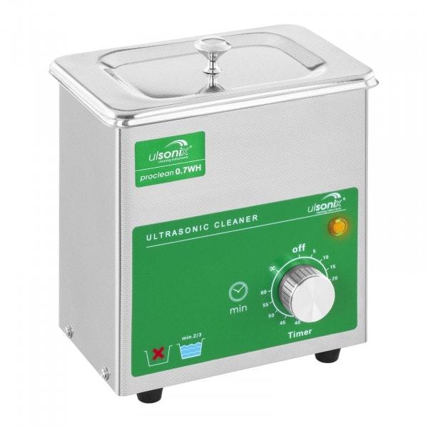 Myjka ultradźwiękowa - 0,7 litra - 60 W - Basic
