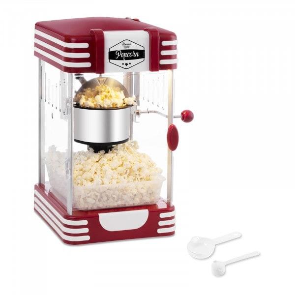 Maszyna do popcornu - retro