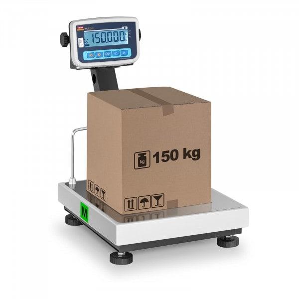 Waga platformowa - 150 kg / 50 g - legalizacja