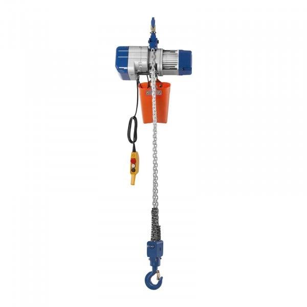 Wciągarka łańcuchowa elektryczna - 2000 kg - 6 m
