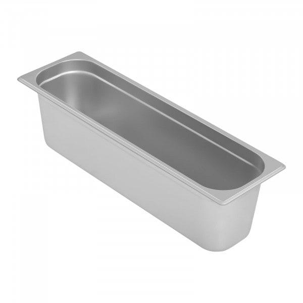 Pojemnik gastronomiczny - GN 2/4 - głębokość 150 mm
