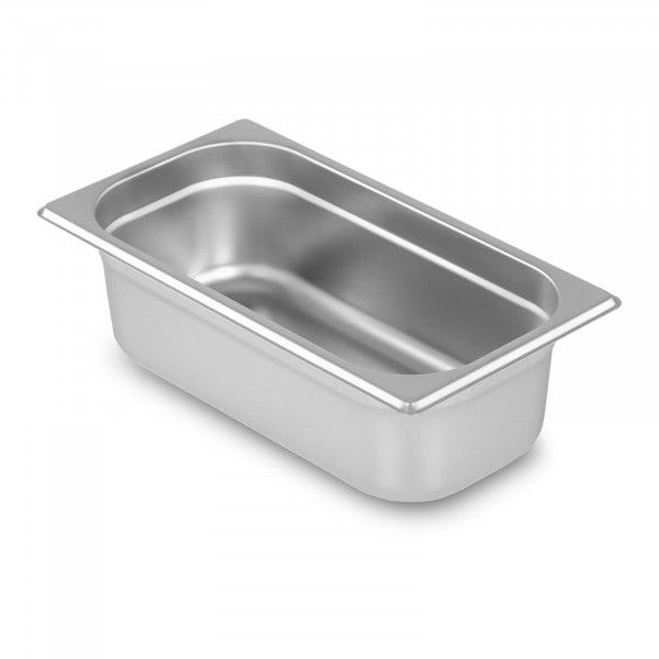 Pojemnik gastronomiczny - GN 1/3 - głębokość 100 mm