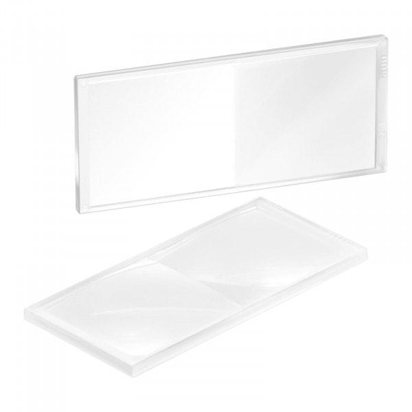 Szkło powiększające do maski spawalniczej - 1,5 x - 2 szt.