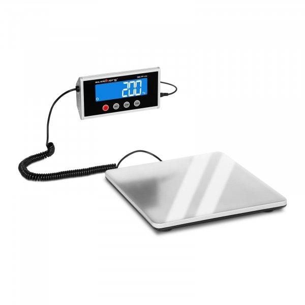 Waga paczkowa - 200 kg / 100 g - terminal LCD
