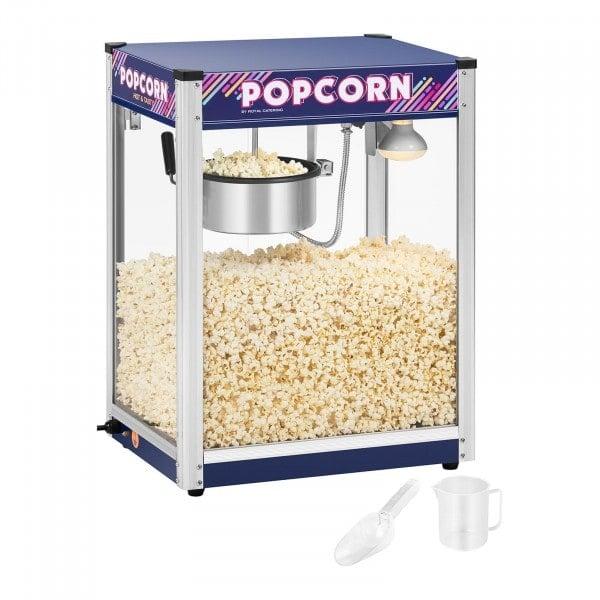 Maszyna do popcornu - 1350 ml - 110 s - 8 oz