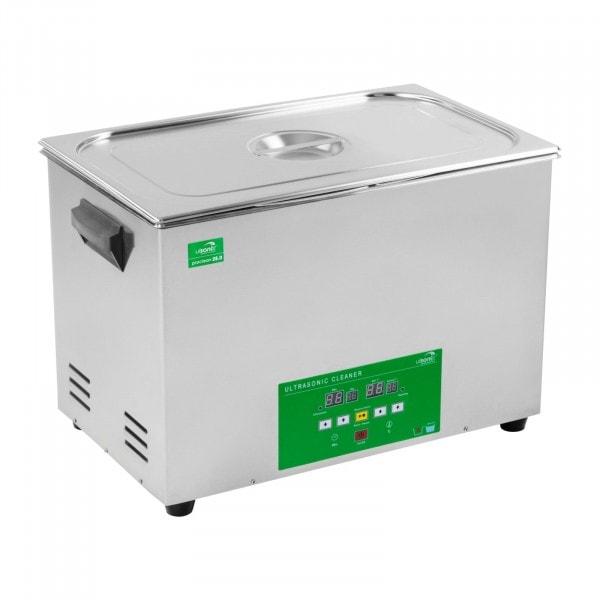 Myjka ultradźwiękowa - 28 litrów - 480 W - 4 x LED
