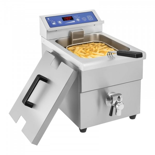 Frytownica indukcyjna - 10 litrów - 60-190°C