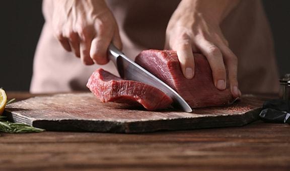 Obróbka mięsa i wędlin