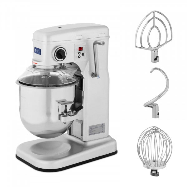 Mikser planetarny - 10 l - Royal Catering - 650 W