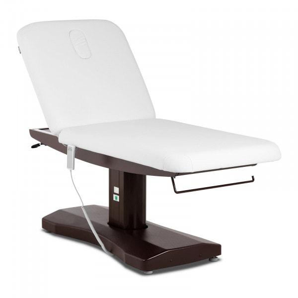Fotel kosmetyczny PESCARA WHITE - biały