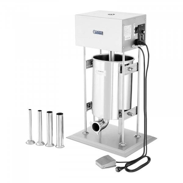 Nadziewarka do kiełbas - 10 litrów - elektryczna