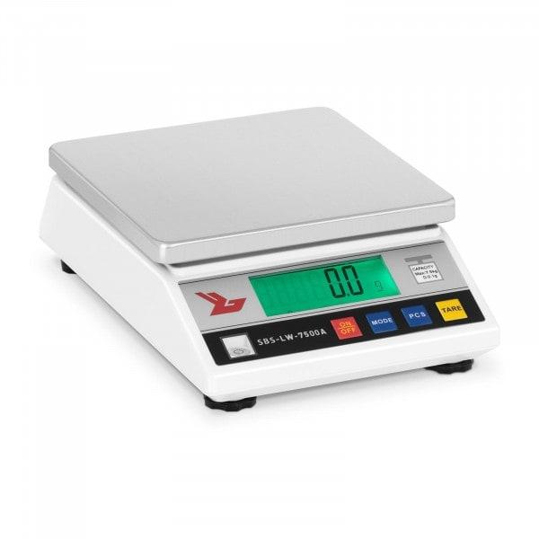 Waga laboratoryjna - 7500 g / 0,1 g