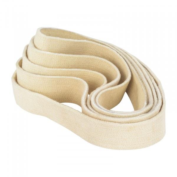 Taśma szlifierska - włóknina - 620 mm