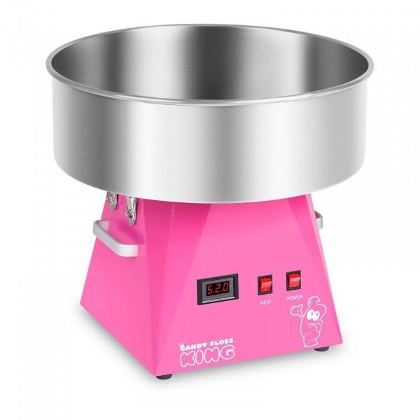 Maszyna do waty cukrowej - LED - 52 cm