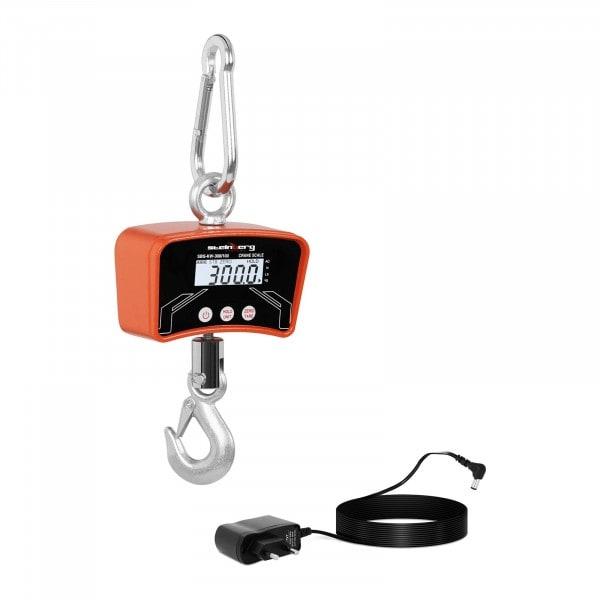 Waga hakowa - 300 kg / 100 g - LCD