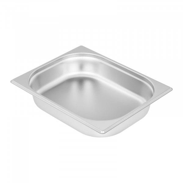 Pojemnik gastronomiczny - GN 1/2 - głębokość 65 mm