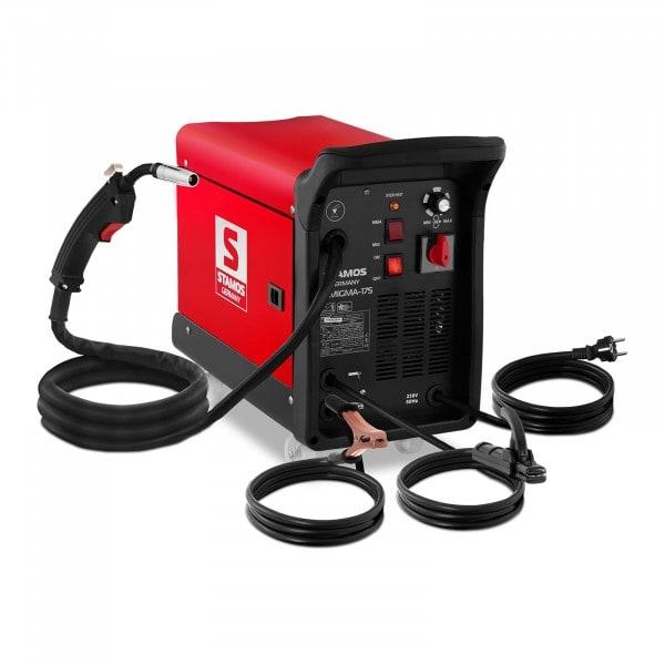 Spawarka MIG/MAG - 175 A - 230 V - przenośna - drut gratis